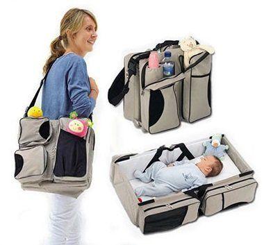 3 in 1 Multi Purpose Diaper Bag