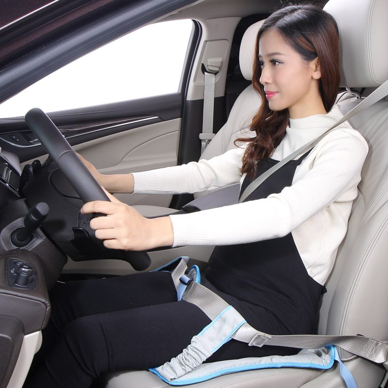 Pregnant Women Safety Belt Car Seat Cushion