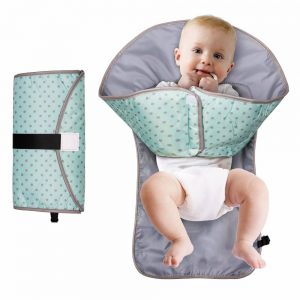 Diaper Clutch Changing Mat