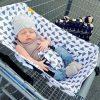 Shopping Cart Hammock For Baby