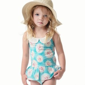 Toddler Swimsuit For Baby Girl
